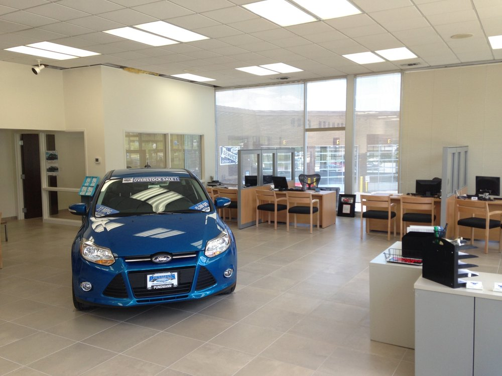 Build Your Own Ford Vehicle Build Price Dave Sinclair Ford >> Pundmann Ford 19 Reviews Auto Repair 2727 W Clay St St