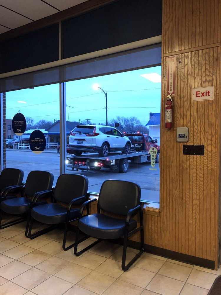 Meyer Motors: 520 S Main St, Concordia, MO