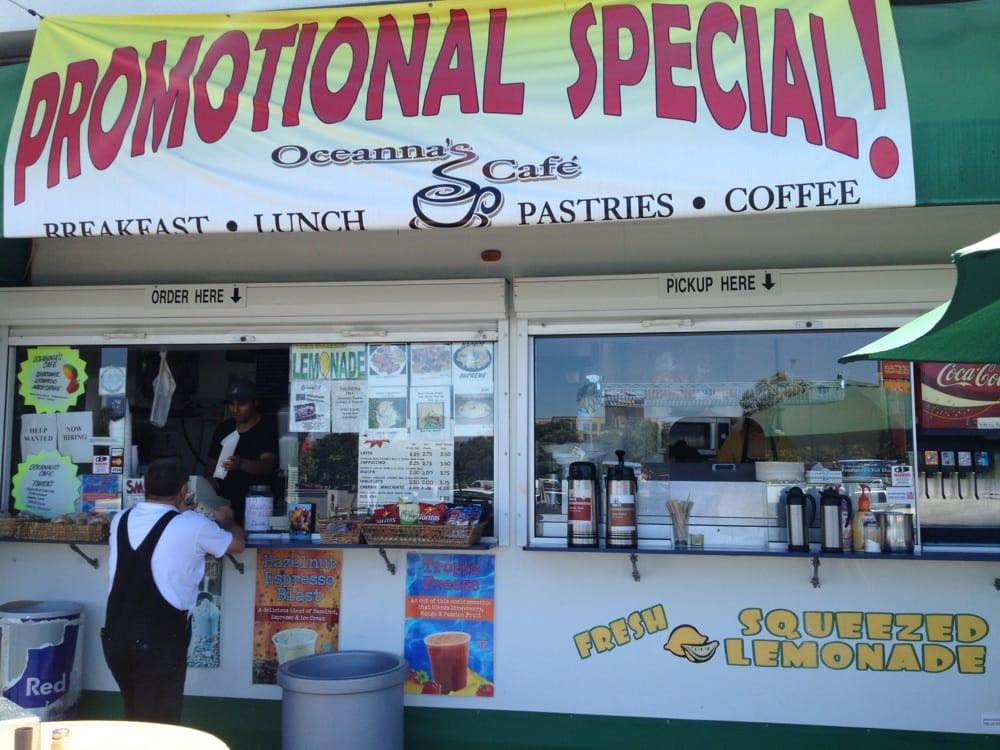 Oceanna S Cafe East Palo Altca