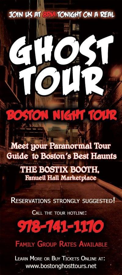 The Boston Night Tour