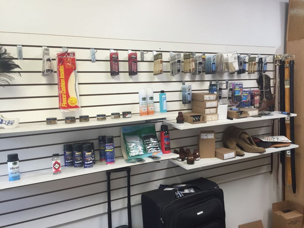 LV Shoe Repair: 7623 Lake St, River Forest, IL