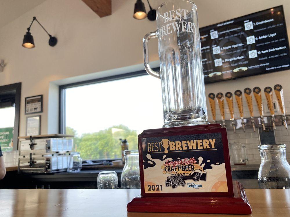 Photo of Fergus Brewing Company: Fergus Falls, MN