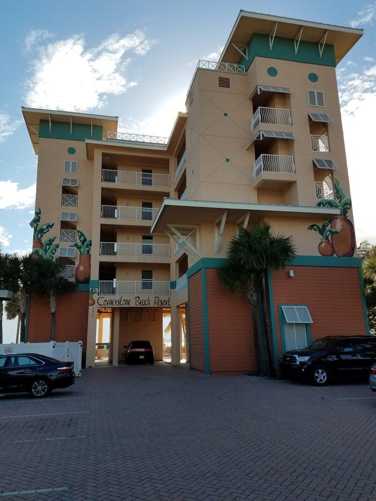 Cornerstone Beach Resort