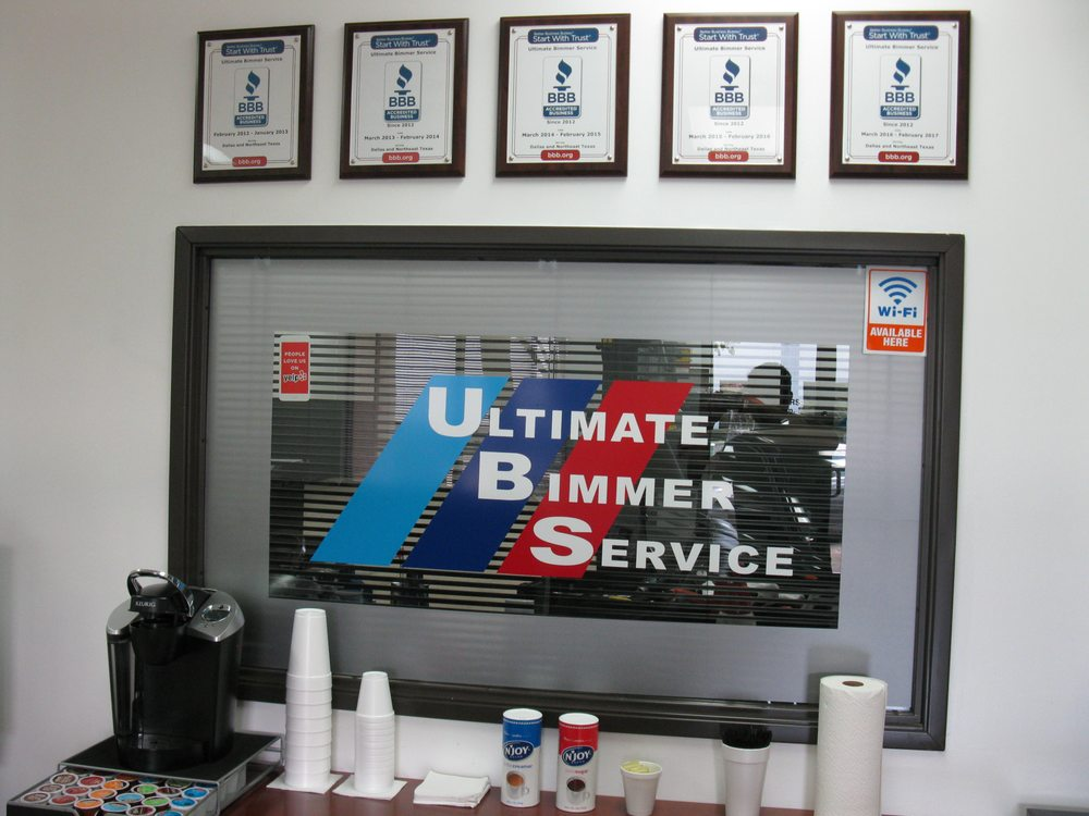 Ultimate Bimmer Service