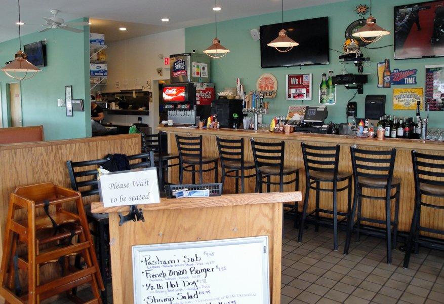 Rick's Grill: 25 Centre Dr, Milton, VT