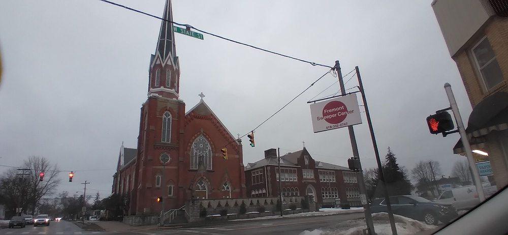 St. Ann Catholic Church: 1021 W State St, Fremont, OH