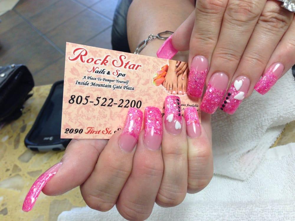 Photo Of Rockstar Nails Spa Simi Valley Ca United States