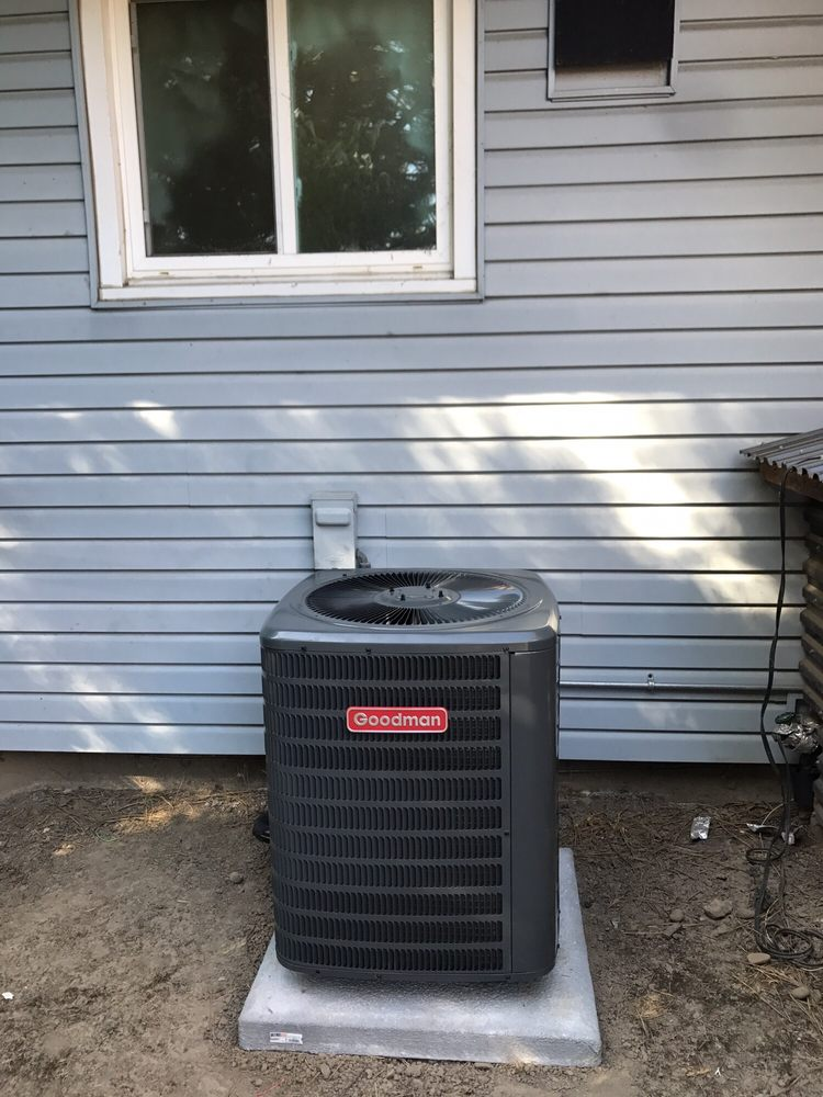 James Heating & Air Conditioning: 1935 Davcor St SE, Salem, OR