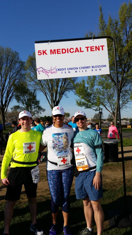 Cherry Blossom Ten Mile Run: District of Columbia, MD