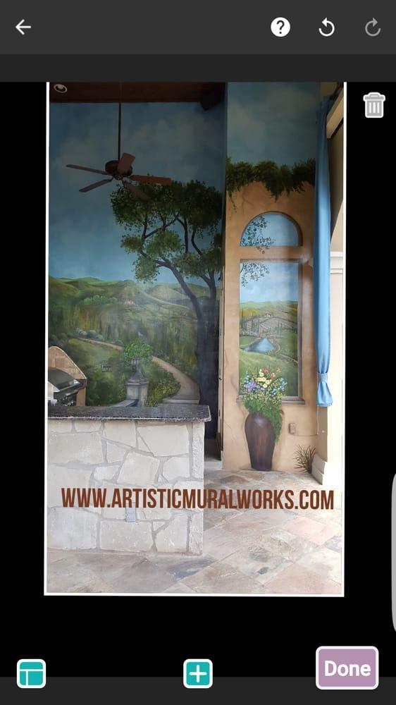 Artistic Mural Works