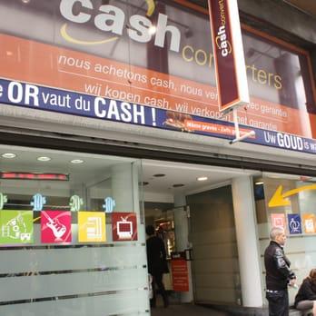 cash converters magasin d 39 occasion rue du foss aux loups 8 centre ville bruxelles. Black Bedroom Furniture Sets. Home Design Ideas