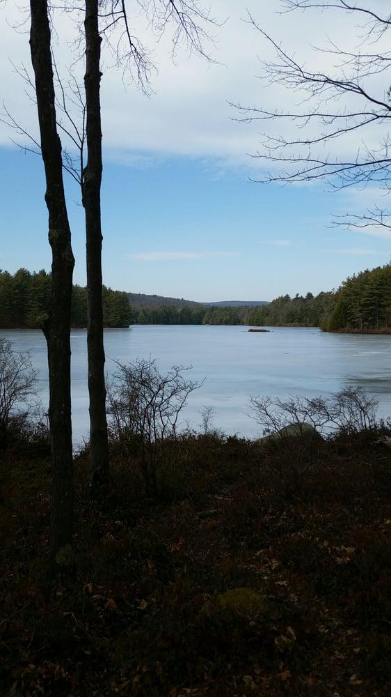 Quabbin Reservoir Boat Launching Areas: Rte 202 And Rte 122, New Salem, MA