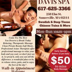 Asian massachusetts spa massage