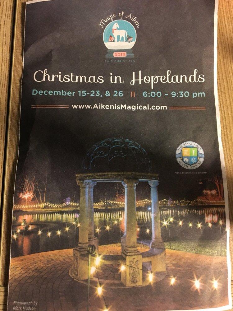 Hopelands Gardens: 135 Dupree Pl, Aiken, SC
