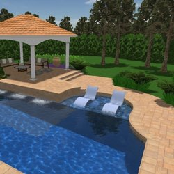 Marc Evan Swimming Pool Design - 27 Photos - Landscape Architects ...