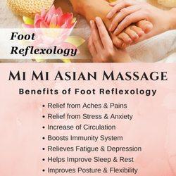 massage Asian relief