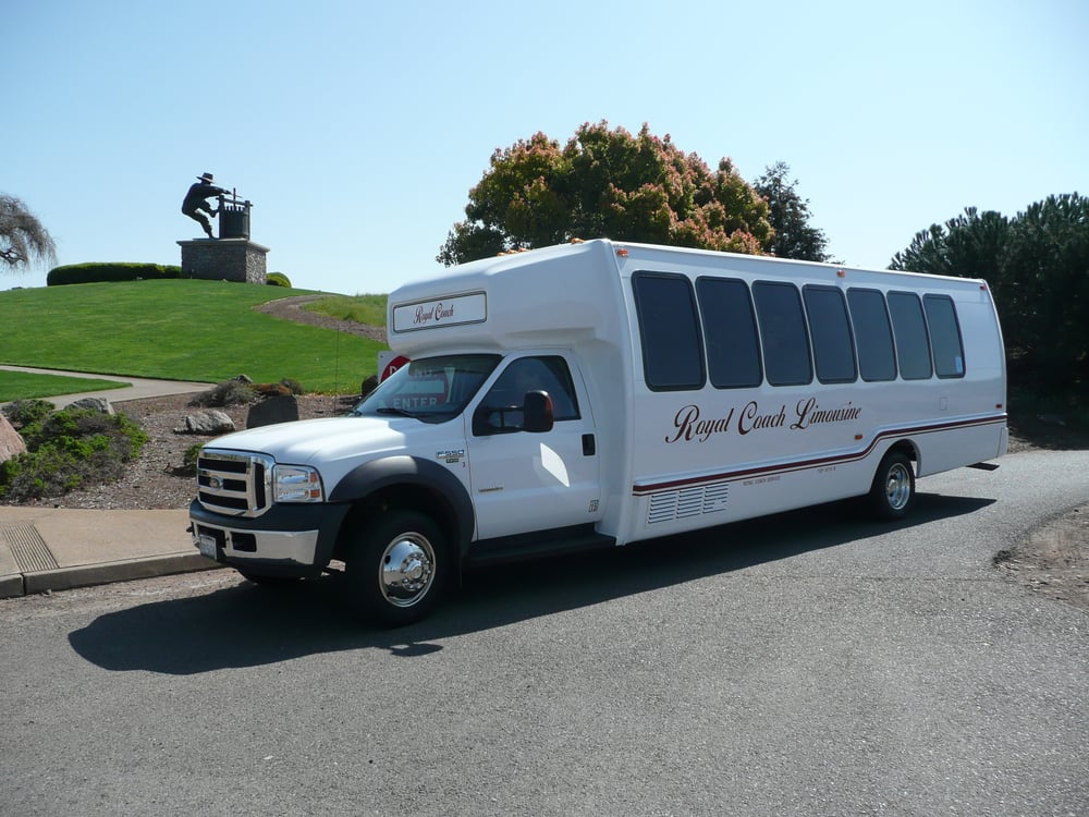 Royal Coach Limousine Service, Inc: 988 Enterprise Way, Napa, CA