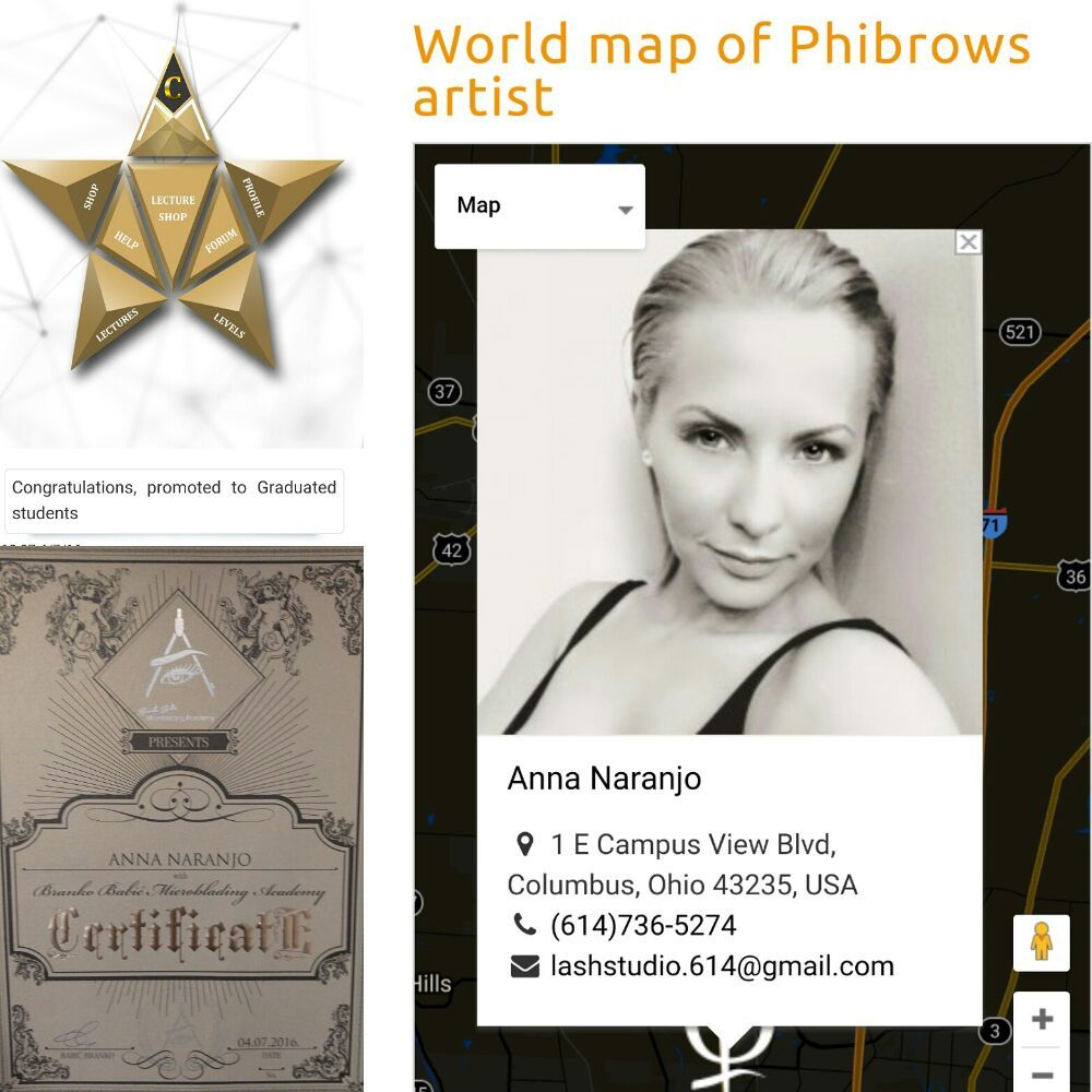 phibrows academy artist yelp