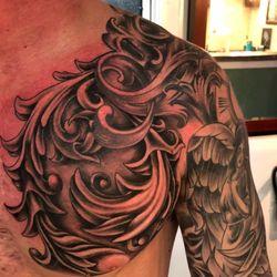 Photo Of  Daggers Tattoo Clarksville Tn United States