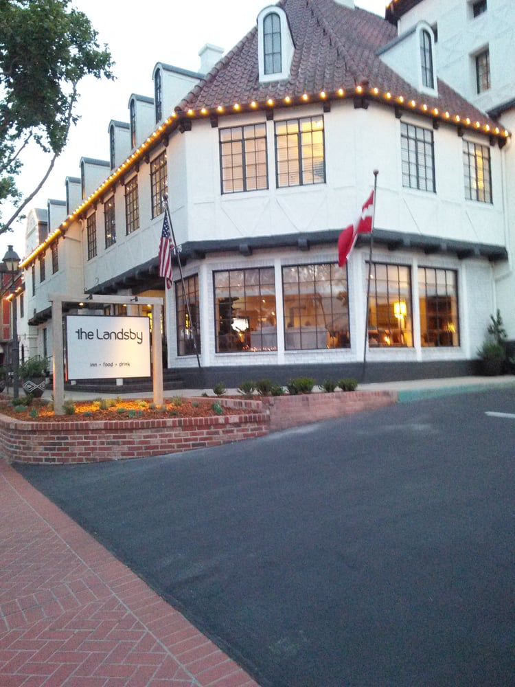 Photo Of The Landsby Solvang Ca United States Front Hotel