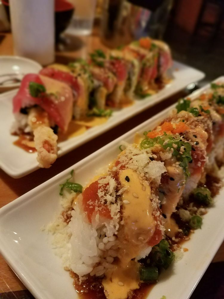 Miso Japanese Restaurant: 2020 Fieldstone Pkwy, Franklin, TN