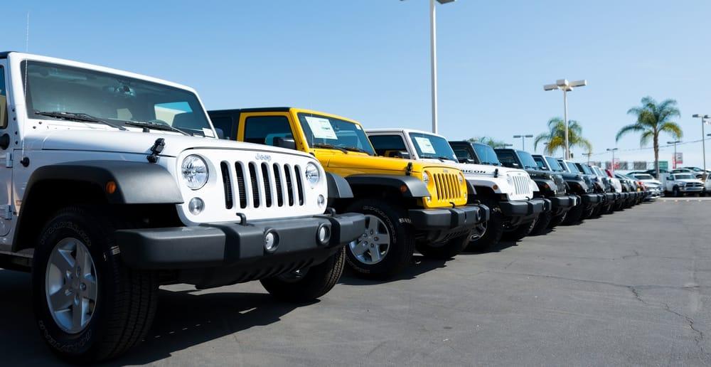 Tustin Chrysler Jeep Dodge >> Photos For Tuttle Click Tustin Chrysler Jeep Dodge Ram Sales Yelp
