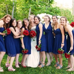 Photo Of Little Borrowed Dress New York Ny United States My Bridesmaids