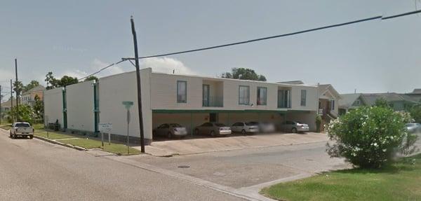 University Place Apartments Galveston