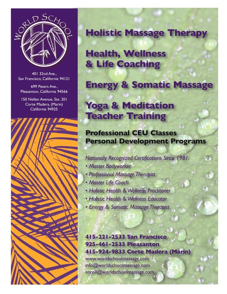 World School Of Massage And Holistic Healing Arts 32 Photos 39