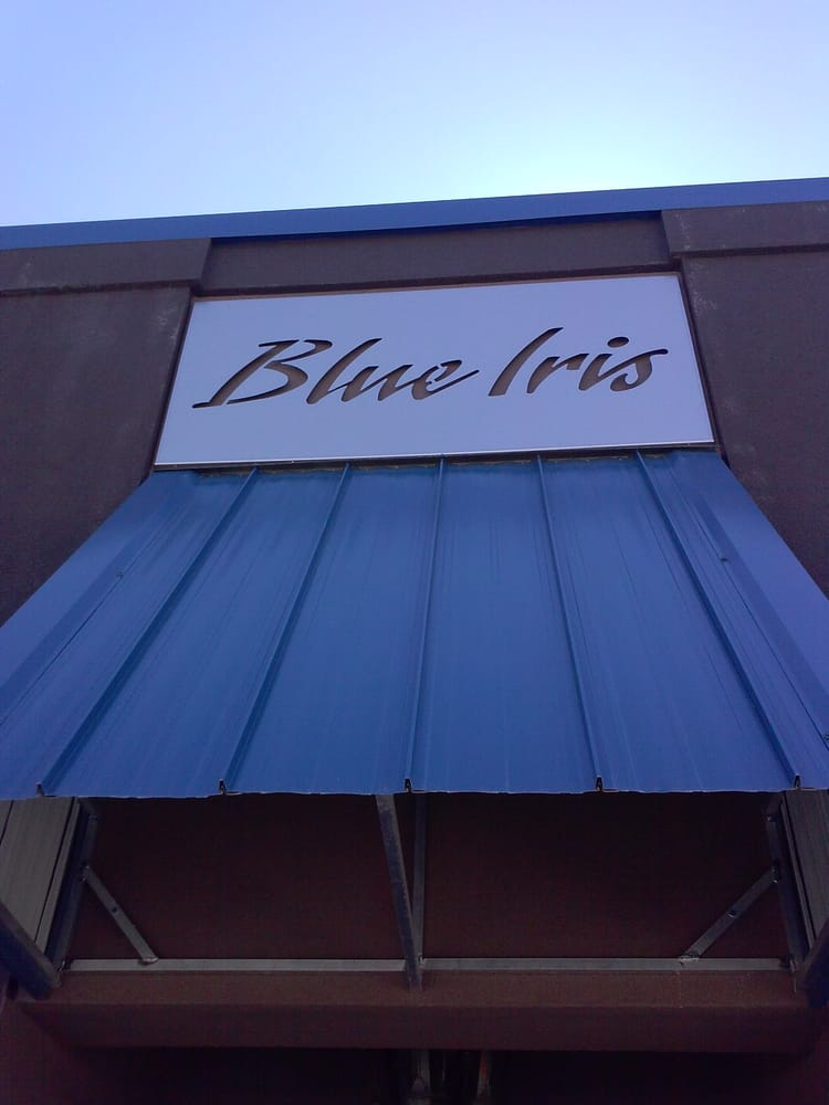 The Blue Iris: 110 W Main St, New Hampton, IA