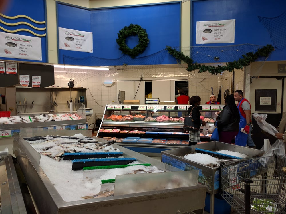 Grand mart international foods 215 photos 88 reviews for Fish store virginia beach