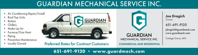 Guardian Mechanical Service: Cottage Grove, MN