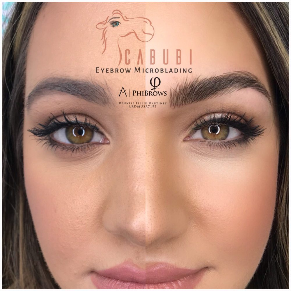 Cabubi Eyebrow Microblading 88 Photos Permanent Makeup 11720