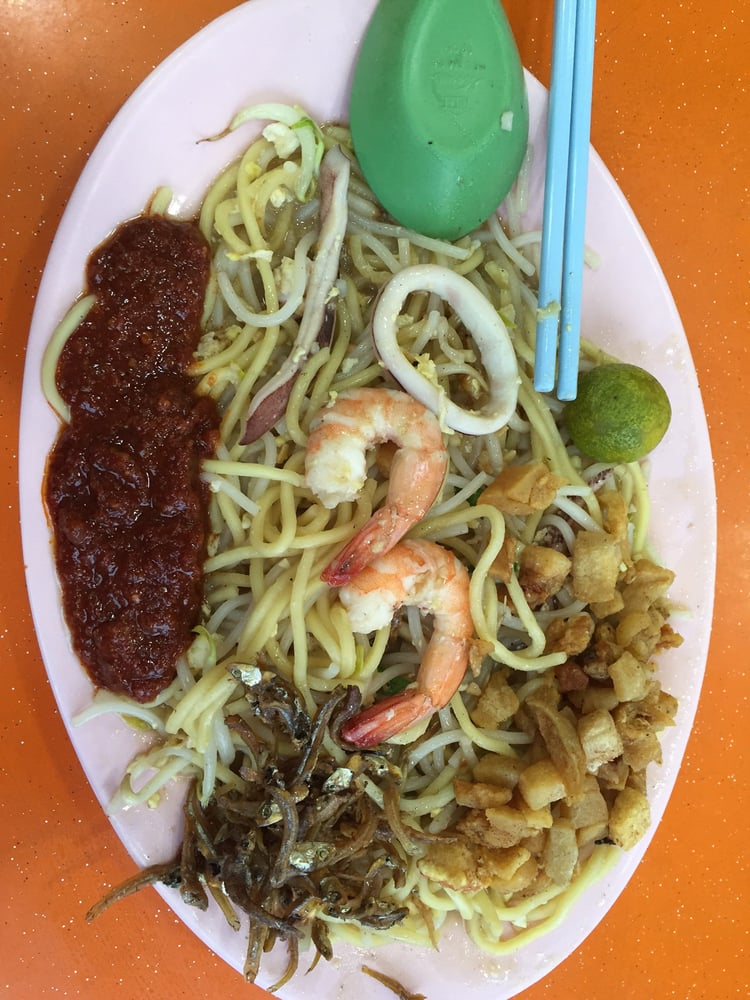 Ah Lim Hokkien Fried Mee Singapore
