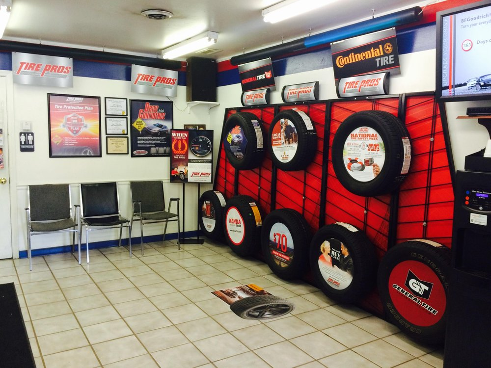 J & T Tire Pros & Auto Service