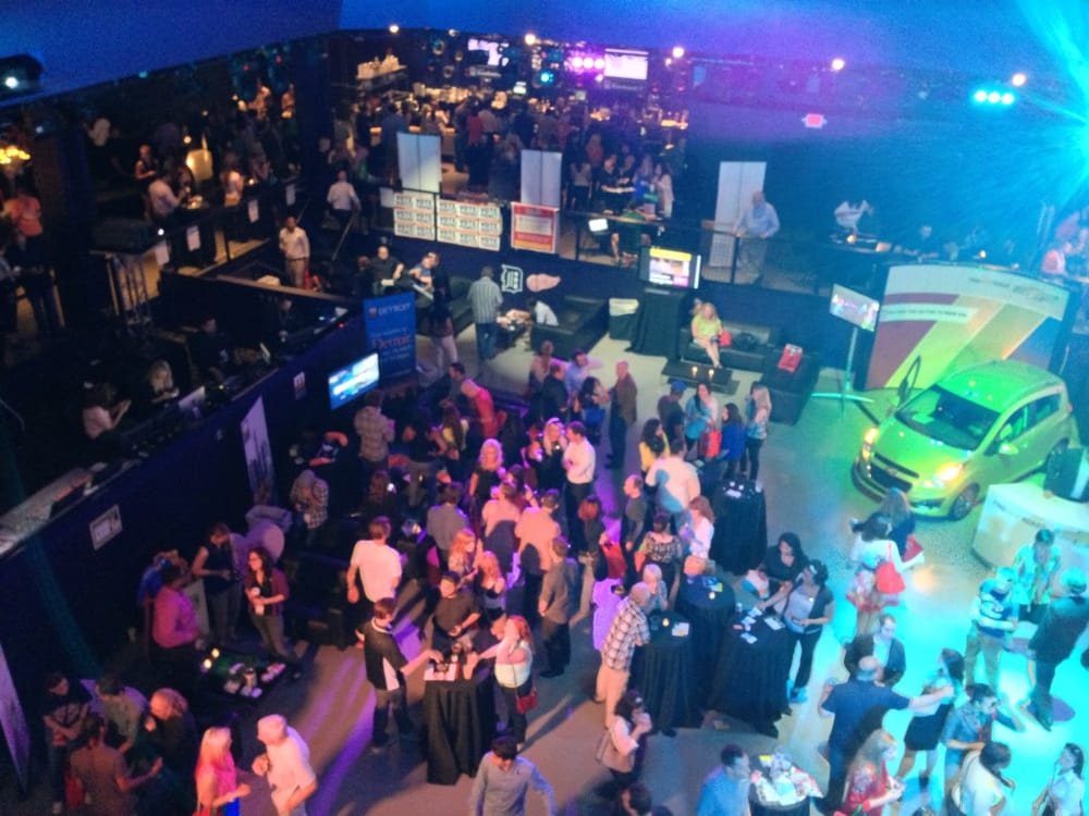 Social media day detroit 16 photos festivals 2901 for Free room at motor city casino