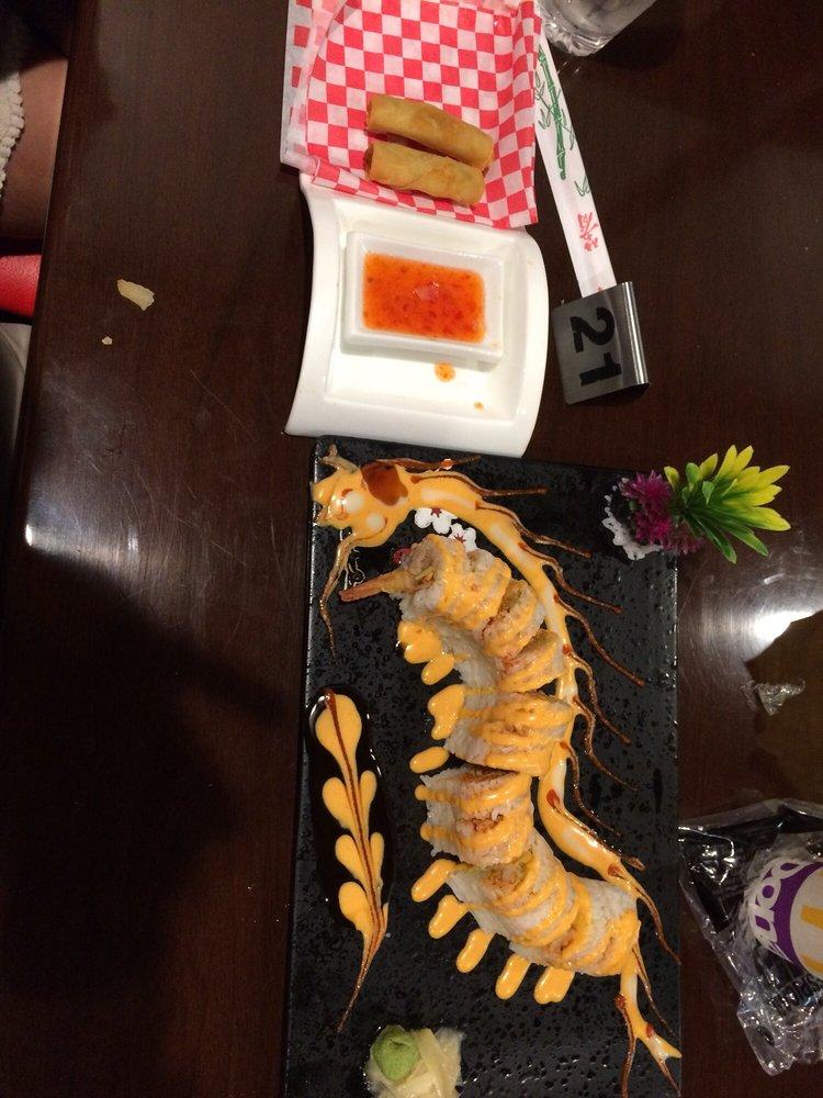 Go Fish modern japanese kitchen: 127 Wsw Loop 323, Tyler, TX