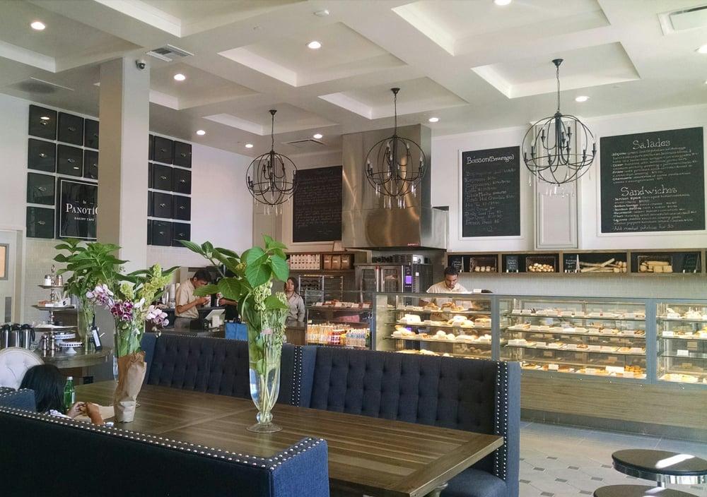 La Panotiq Bakery Cafe Campbell Campbell Ca