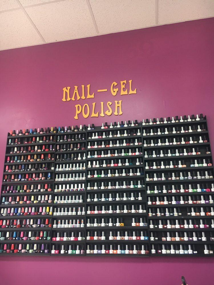 Nc Nails: 59 Marshbanks St, Lillington, NC