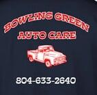 Bowling Green Auto Care: 103 S Main St, Bowling Green, VA