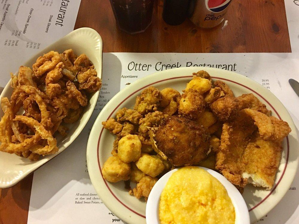 Otter Creek Restaurant: 4592 Otter Creek Rd, Patterson, GA