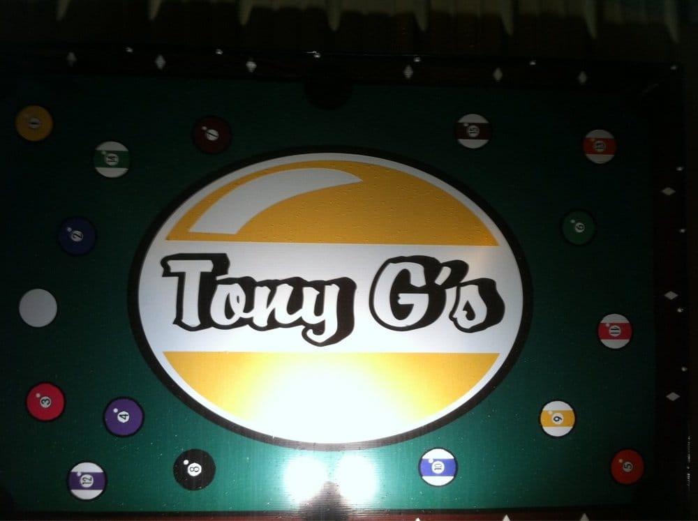 Tony G's: 14160 Twin Bays Rd, Gravois Mills, MO
