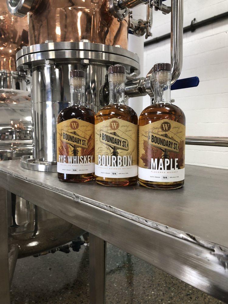 Warehouse Distillery: 2628 Northwest Blvd, Newton, NC