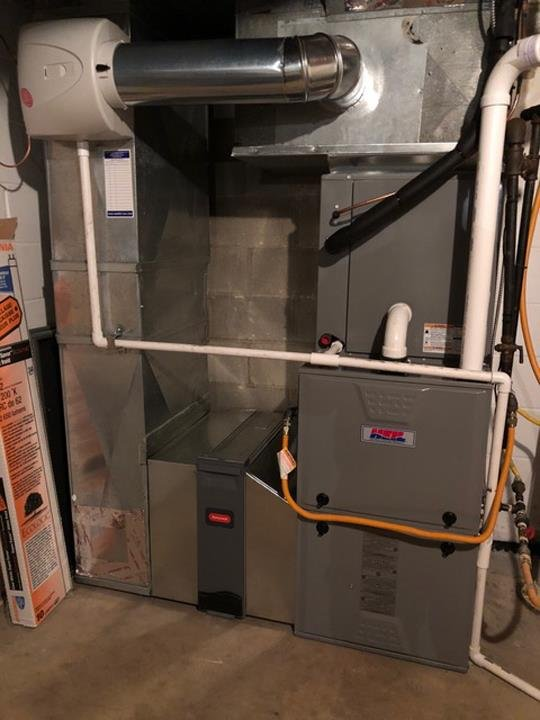 HCI Heating & Cooling: 1293 W Greencastle Rd, Mooresville, IN