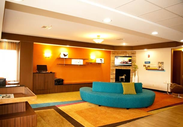 Fairfield Inn & Suites Ponca City: 3405 North 14th St, Ponca City, OK