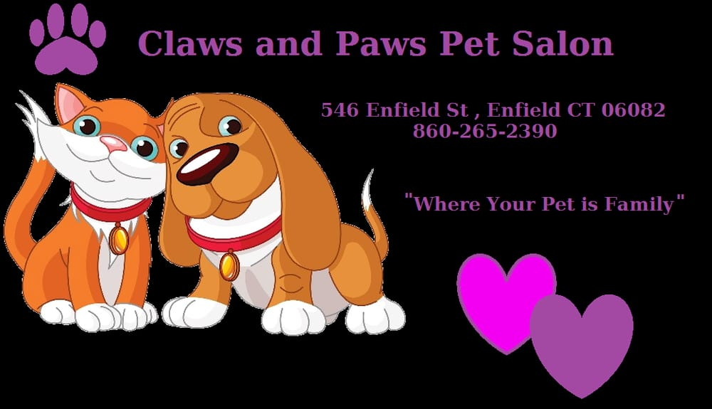 Claws and Paws Pet Salon