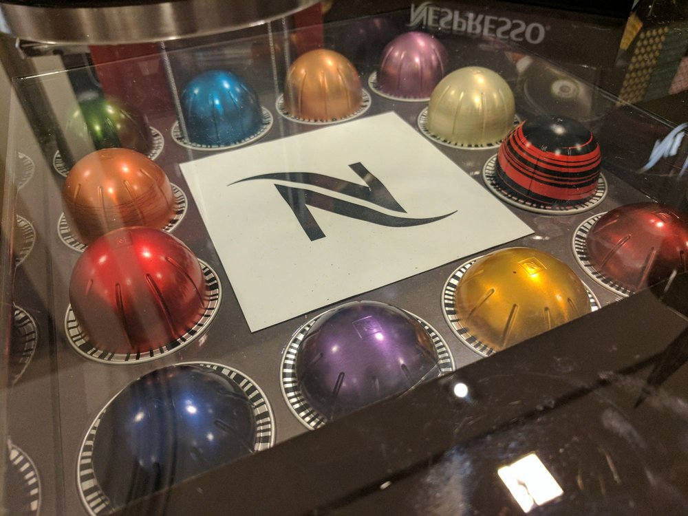 Nespresso Boutique at Bloomingdales
