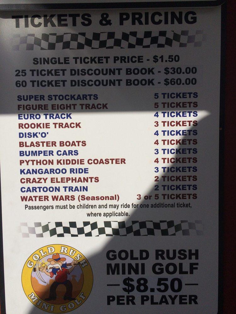 Go-Karts Plus: 6910 Richmond Rd, Williamsburg, VA