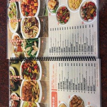 Delicious Food Corner Monterey Park Menu