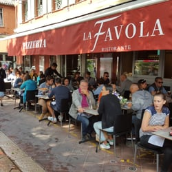 La favola 66 photos 95 avis italien 13 cours for Restaurant italien 95